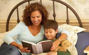 membacakan dongeng cerita anak